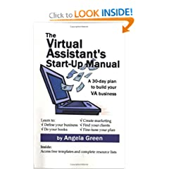 The Virtual Assistant's Start-up Manual