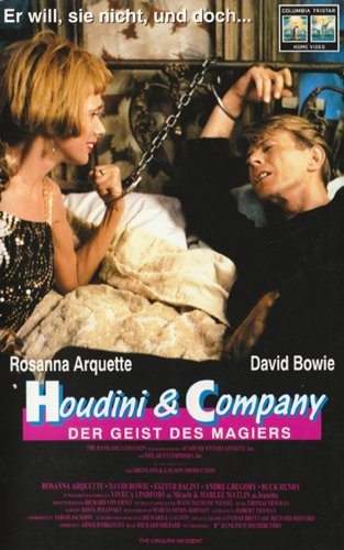 Houdini & Company [VHS]