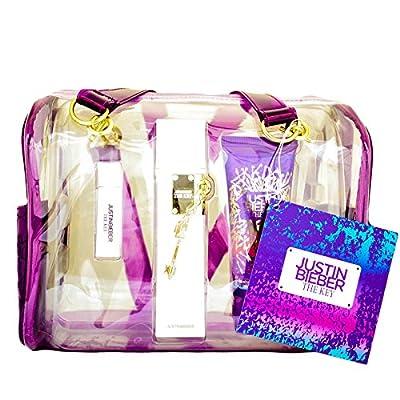 Justin Bieber The Key Fragrance Set, 3 Count