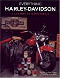 img - for Everything Harley-Davidson: A Century of Memorabilia book / textbook / text book