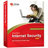 Trend Micro Internet Security 2008 3-User [OLD VERSION] ~ Trend Micro