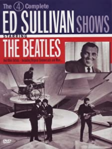 The Four Complete Historic Ed Sullivan Shows feat. The Beatles (2 Discs)