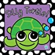 Silly Turtle: Bath Book (Busy Baby)