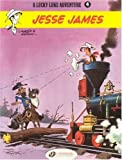 "Afficher ""Lucky Luke (Version anglaise) n° 4<br /> Jesse James"""
