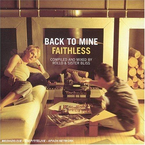 CD : Faithless - Back to Mine (3 Disc)