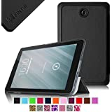 Fintie Dell Venue 8 Slim Shell Case - Ultra Slim Lightweight Stand Cover (Only Fit Dell Venue 8 Android 8-Inch Tablet 2013 Old Model) - Black