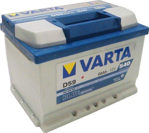 Varta Blue Dynamic Autobatterie D59 5604090543