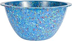 Zak Designs Turquoise 12-3/4-Inch Large Mixing Bowl