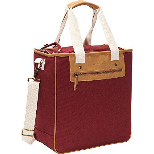 Igloo Duo 24 Can Capacity Newport City Tote (Red) (Igloo Loop Handle Cooler Tote compare prices)