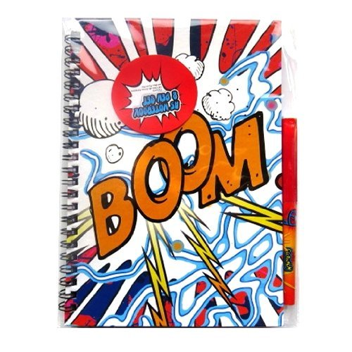 a5-wirebound-boys-notebook-120-pages-and-matching-pen-boom-design-size-210-x-148mm