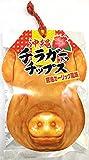 沖縄 チラガー入りチップス 醤油ガーリック風味 115g