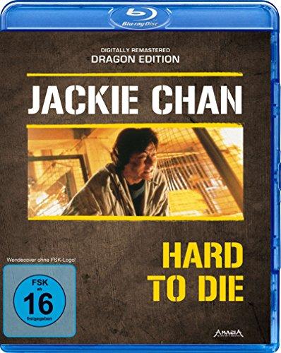 Jackie Chan - Hard to Die/Dragon Edition [Blu-ray]