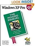 Windows XP Pro: The Missing Manual