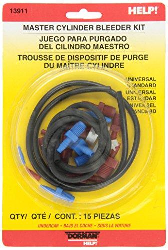 Dorman 13911 HELP! Master Cylinder Bleeder Kit (Master Brake compare prices)
