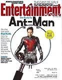Paul Rudd (Ant-Man) * Girls * Jessica Chastain * January 16, 2015 Entertainment Weekly Magazine