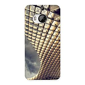 Stylish Art Universe Back Case Cover for HTC One M9 Plus
