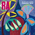 Royal Academy of Arts wall calendar 2014