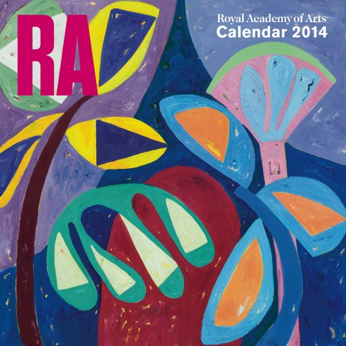 Royal Academy of Arts 2014 Square 12x12 Flame Tree