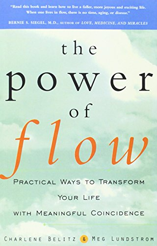 The Power Of Flow: Practical Ways To Transform Your Life With Meaningful Coincidence front-557063