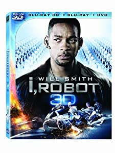 I Robot Two-disc Combo Blu-ray 3d Blu-ray Dvd from 20th Century Fox
