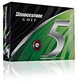 BRIDGESTONE 1b1e5 Golf Ball E5 White