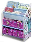 Eiskönigin Bücherregal Aufbewahrungsregal Kinderregal Spielzeugkiste Disney Frozen Anna Elsa 83239FZ