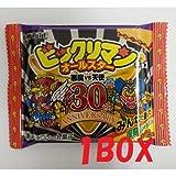2014年8月26日発売 ロッテ「ビックリマンオールスターチョコ」 30個入り1BOX