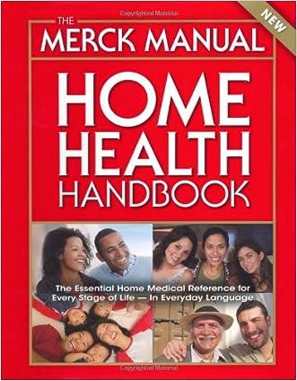 The Merck Manual Home Health Handbook: Third Home Edition written by Robert Porter