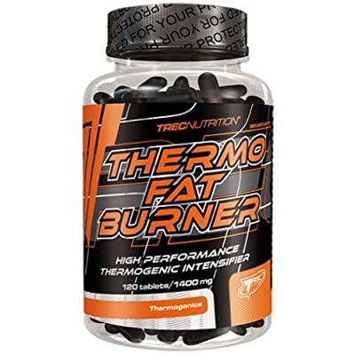 Trec Nutrition - Thermo Fat Burner x 120 tablets, Strongest weight loss product by Trec Supplements