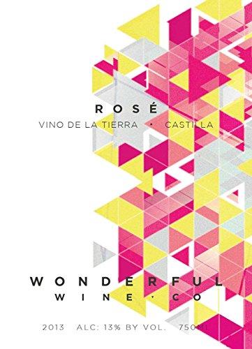 2013 Wonderful Wine Co Rosé 750 Ml