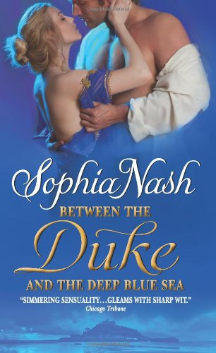 book cover of Between the Duke and the Deep Blue Sea