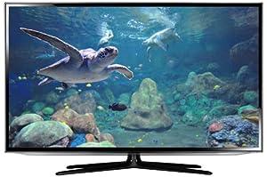 Samsung UE46ES6100 117 cm (46 Zoll) 3D LED-Backlight-Fernseher (Full-HD, 200Hz CMR, DVB-T/C, Smart TV) schwarz