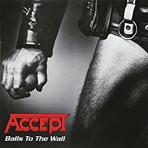 Balls to the walls (Réédition 1983)