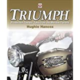 Triumph Production Testers Tales - from the Meriden Factoryby Hughie Hancox