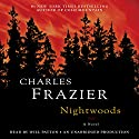 Nightwoods: A Novel Audiobook by Charles Frazier Narrated by Will Patton