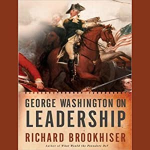George Washington on Leadership Audiobook