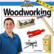 Fox Chapel Publishing 978-1-56523-353-9 Kids Crafts - Woodworking