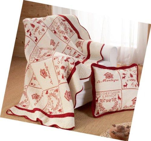 fred olivier couvre lit boutis montagne couvre lit boutis montagne guruh. Black Bedroom Furniture Sets. Home Design Ideas