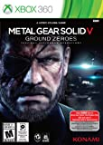 Metal Gear Solid V: Ground Zeroes - Xbox 360 Standard Edition