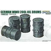 1/35 ドイツ陸軍 200L ドラム缶 (L3513)