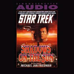 Star Trek: Shadows On The Sun   [Michael Jan Friedman]