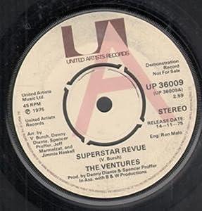 Amazon Com Ventures Superstar Revue Music