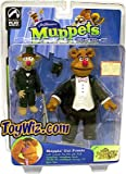 The Muppets Series 9 Action Figure Steppin Out Fozzie