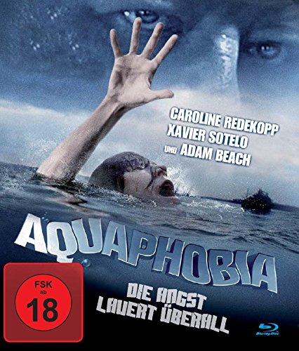 Aquaphobia - Die Angst lauert überall [Blu-ray] [Edizione: Germania]