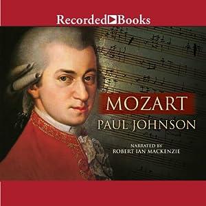 Mozart: A Life | [Paul Johnson]