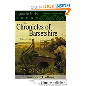 Chronicles of Barsetshire Collection (Six novels in one volume!)