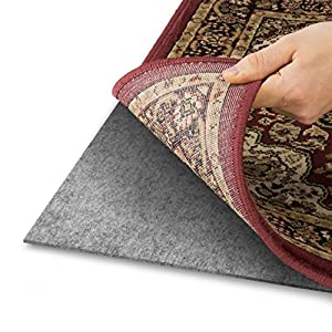 Amazon Com Area Rug Pad With Grip Tight Technology 8x10