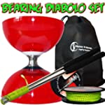 "Diabolo Cyclone ""Quartz"" (Rouge) - Tr..."