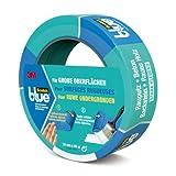 Scotch Blue 20963650 Malerabdeckband optimale Klebkraft auf groben Oberflächen