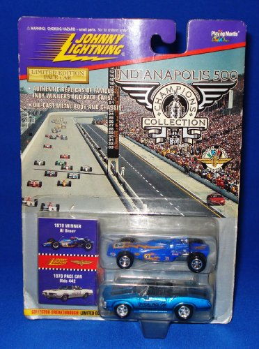 Johnny Lightning Indianapolis 500 Champions Collection 1:64 Scale - 1